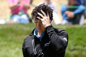 Rory McIlroy wonders what happened to his consistency.