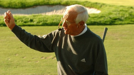 Golf Instructor Jim Flick:  Confidence in Golf